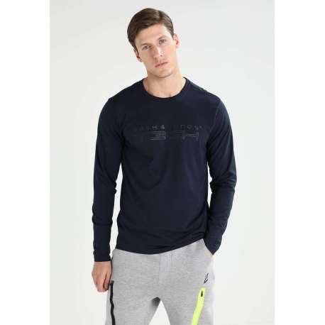 SUDADERA JACK & JONES TECH JJTAUTUMN NAVY