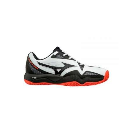 MIZUNO WAVE INTENSE TOUR 4 CC BLANCO NEGRO 61GC180009