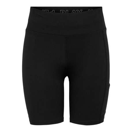 SHORTS ONLY PLAY 15189385 ONPJOY HW ATHL BIKER BLACK