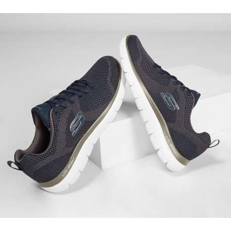ZAPATILLAS SKECHERS Summits - Brisbane 232057 NVY