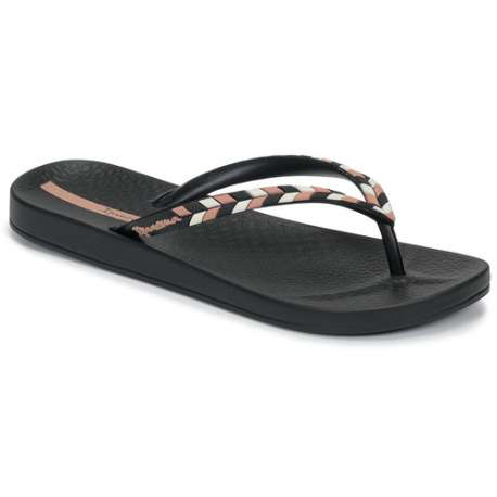 CHANCLAS IPANEMA ANAT LOVELY X 82769/22037 BLACK/BLACK