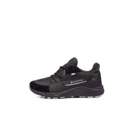 ZAPATILLAS LOTTO ULTRA AMF 1 HD 214762 5F4 ALL BLACK/ COOL GRAY 9C