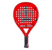 PALA DE PADEL BLACK CROWN PITON 4.0
