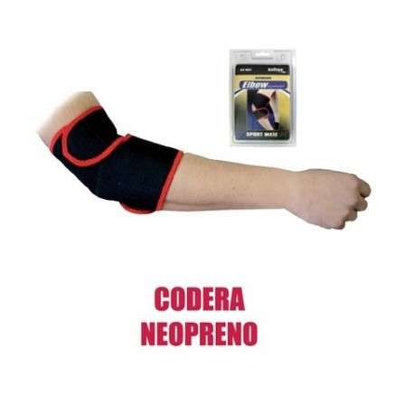 CODERA PADEL NEOPRENO SOFTEE