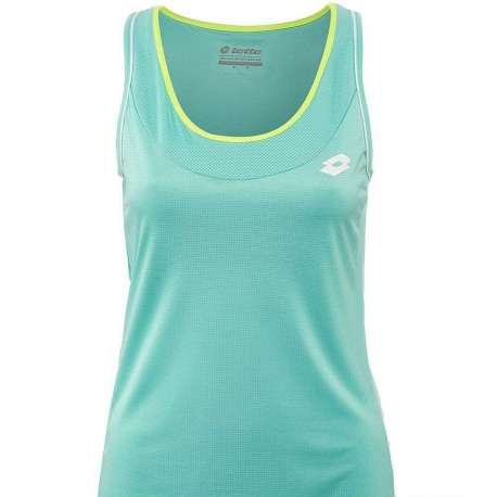CAMISETA LOTTO R9832 SHELA II WOMAN AZUL