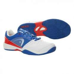 ZAPATILLAS HEAD SPRINT JUNIOR BLUE-WHITE-RED