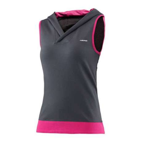 CHALECO HEAD TRANSITION T4S REVERSABLE VEST GRIS
