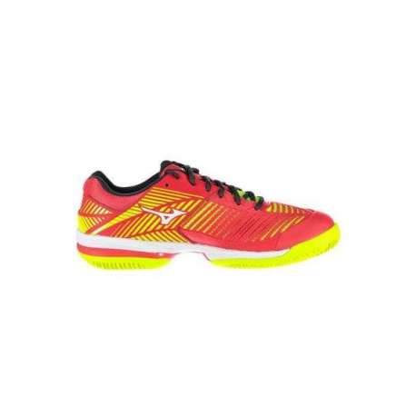 MIZUNO WAVE EXCEED TOUR CC ROJO AMARILLO 61GC187462